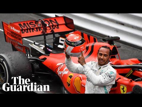 Niki Lauda was 'racing with me' during Monaco win, says Lewis Hamilton