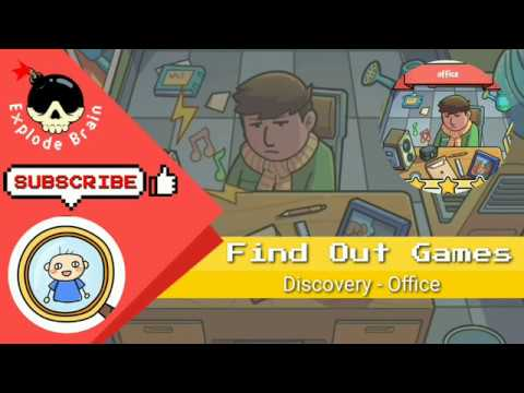 Find Out Game Discovery Office Youtube