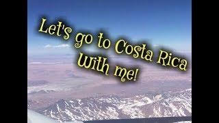 [ Travel vlog] Let's go to Costa Rica with me!!!