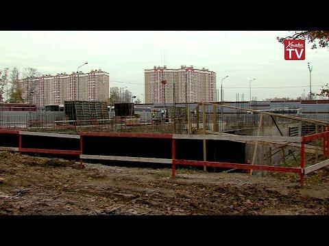 В микрорайоне Левобережный появится новая поликлиника