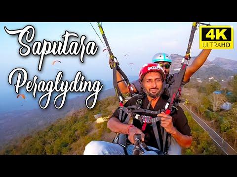 Saputara Paragliding Festivals 2021.