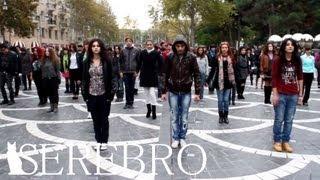 SEREBRO - Song #1 by FLASHMOB Azerbaijan