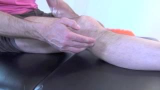 Automassage du genou