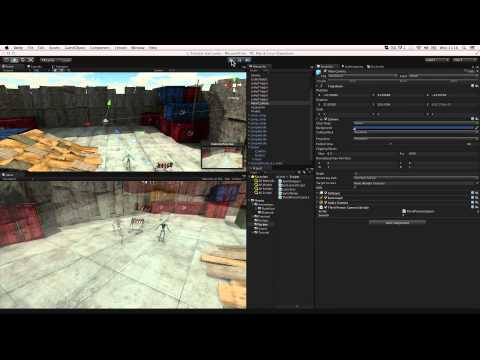 Unity 4.0 - Mecanim Animation Tutorial
