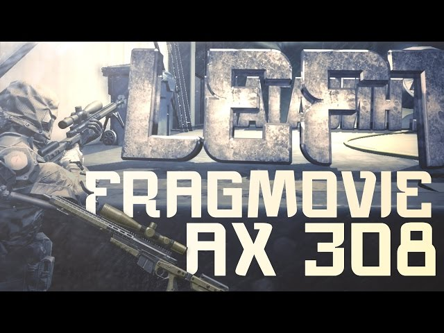 warface frag movie AX 308