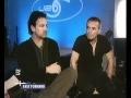 Capture de la vidéo U2 Interview @ Charlotte Roche 1/4