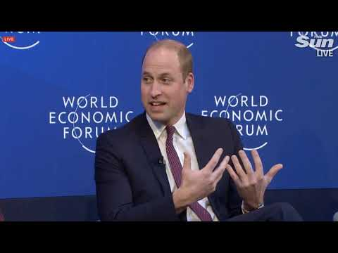Prince William: air ambulance work pushed him to tackle mental health