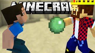 ВРАГ КОТОРЫЙ ВСЕГДА ВОЗВРАЩАЕТСЯ - Minecraft Скай Варс (Mini-Game)
