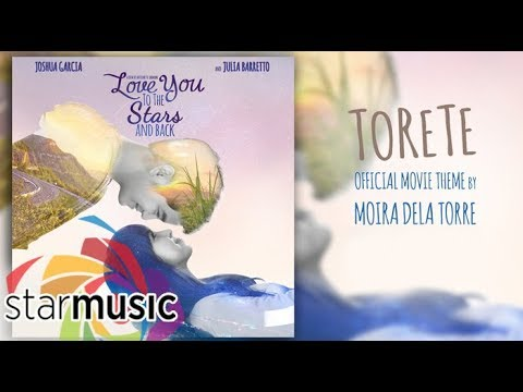 Moira Dela Torre  Torete Love You To The Stars And Back  Lyric