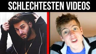 Die schlechtesten Videos - TOP 5