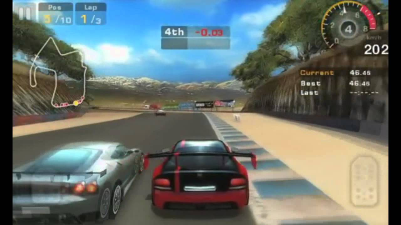 racing games for android 4.0