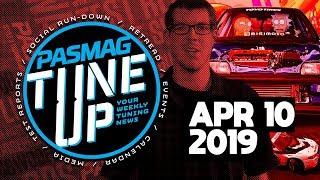"""TuneUp: April 2019 (Week 2): Formula Drift 2019 kicks off, Subiceez """"Car-Toons"""", and more!"""