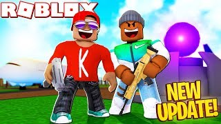 2 PLAYER 5.000 BOUNTY CHALLENGE IN NEW MILITARY UPDATE MIT GAMINGWITHKEV! (ROBLOX Jailbreak)