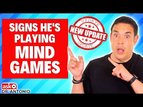 Is He Playing Mind Games?  How To Be Absolutely Sure Right Now