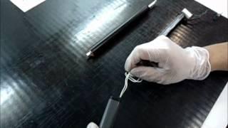 RECONDICIONANDO FUSOR HP 1320 - ALL PARTS BRASIL
