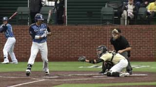 2016 Vanderbilt Catchers Highlights