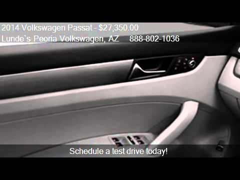 2014 Volkswagen Passat TDI SE - for sale in Peoria, AZ 85382