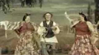 Частушки - Russian folk funny songs
