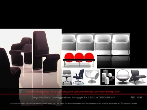 Paul Boulva-Industrial Designer-CV Portfolio-paulboulva.com-YouTube