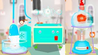 Exploring Games Kids Play with Science and Chemistry Toca Lab Elements by Toca Boca Part 3