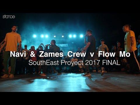Navi & Zames Crew v Flow Mo ► .stance ◄ FINAL - Southeast Proyect 2017