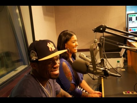Jenny Boom Boom Interviews 50 Cent in Hot 93.7 Interview