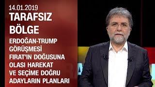 Erdoğan-Trump görüşmesi, Fırat'ın doğusuna harekat ve seçim planları - Tarafsız Bölge 14.01.2019