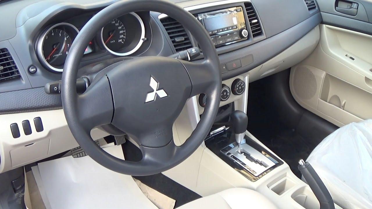 Mitsubishi Lancer 2017 Youtube