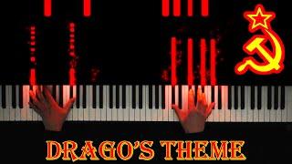 Creed 2 - Drago's Theme (Piano Version)