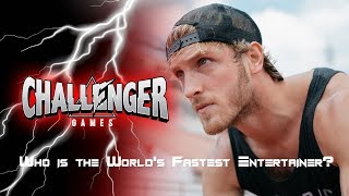 THE CHALLENGER GAMES - PRESENTED BY HALOGEN (CHARITY TRACK EVENT)