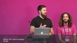 Faster modern apps with Angular and GraphQL