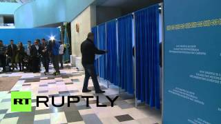 Kazakhstan: Nazarbayev set to extend tenure as Kazakh President