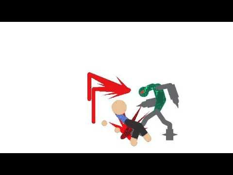 Spikedude vs Fighter (sticknodes pro)