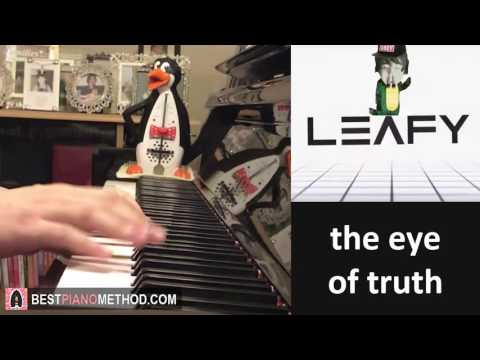 LeafyIsHere Intro Song -