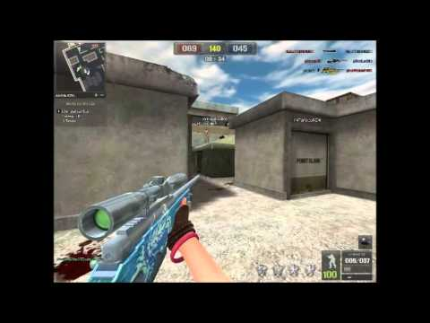 Point Blank Frag Movie   Sniper
