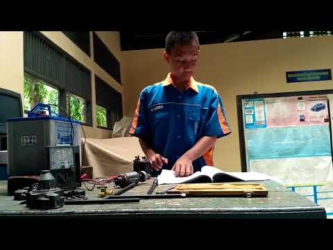 VIDEO OVERHAUL,PEMERIKSAAN,&PENGETESAN SISTEM MOTOR STARTER KONVENSIONAL MOBIL