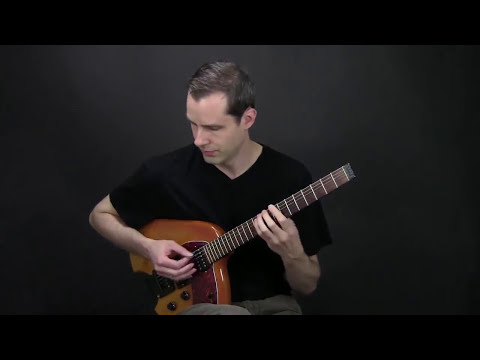 Tim Miller  Wide Interval Improvisation Lesson