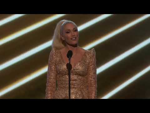 Gwen Stefani Introduces Cher Performance - BBMA 2017