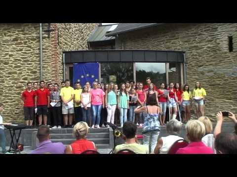 Singing Group Belgium 2013   Tous Final