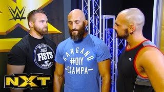 The Revival ambush Tommaso Ciampa: WWE NXT, Aug. 31, 2016