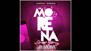 Download Lagu JUANFRAN X BANDAGA - MI MORENA X DJ ADEMARO Terbaru