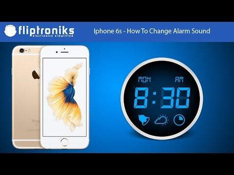 Iphone 6s Iphone How To Set Alarm