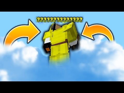 FIRST FLY HACKER IN MONEY WARS! (Minecraft)
