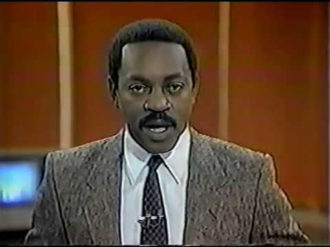 WJXT 12pm News, January 1986