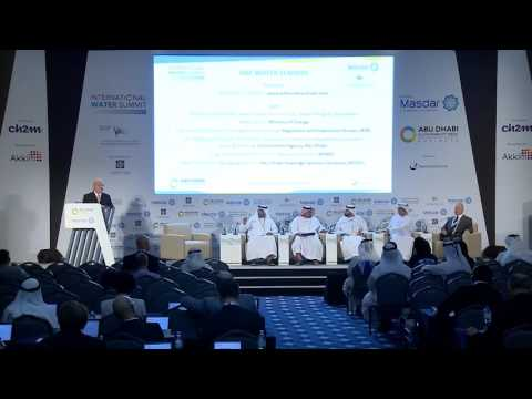 UAE Water Leaders | IWS Conference