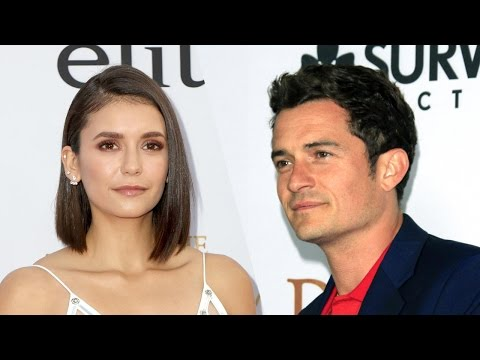 New Couple Alert! Nina Dobrev DATING Orlando Bloom!?
