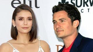New Couple Alert! Nina Dobrev DATING Orlando Bloom!?