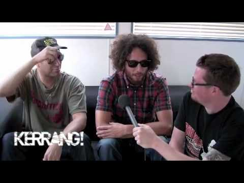 Kerrang! Download Podcast: Rage Against The Machine