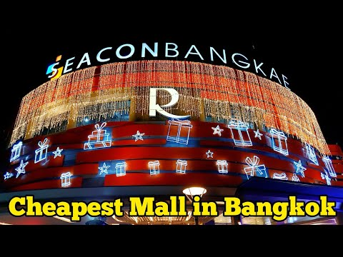 (CHEAPEST AND BEST OUTLET MALL )TO BUY CLOTHES, SHOES, SNEAKERS , (BANGKOK) THAILAND (BUDGET TRAVEL)