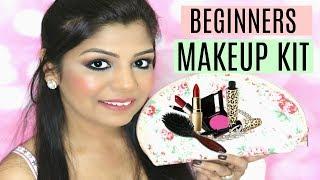 Makeup Kit For Beginners Hindi    SuperPrincessjo